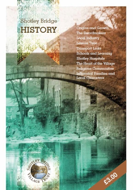 History Book front page