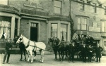 Commercial Hotel + horse &carriage